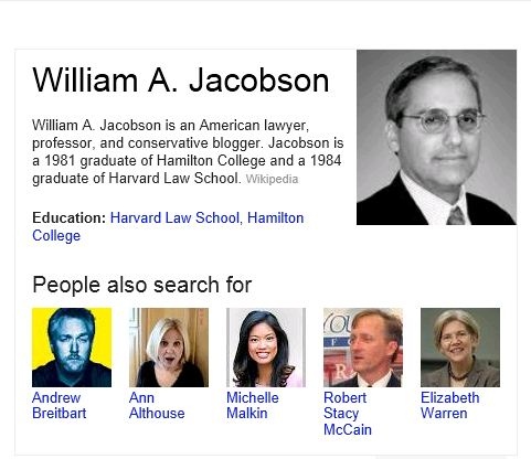 Google also searched for William A. Jacobson