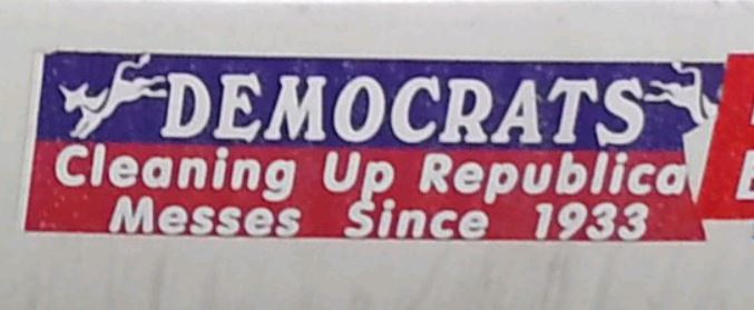 Bumper Stickers - Maryland - Republicans