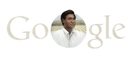 Google Easter Chavez