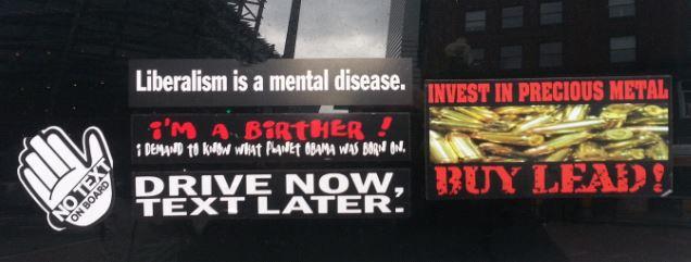 Bumper Stickers - Boston - near bombing2