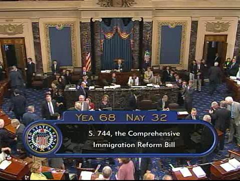 Senate Vote Amnesty