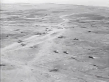 (Valley of Tears, Golan Heights, Isreal - Destroyed Syrian Tanks screenshot)