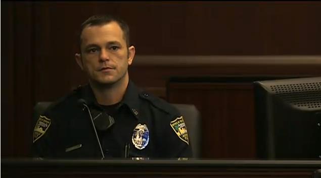 "Police Officer Robert Holmes, Michael Dunn ""loud music"" murder trial"