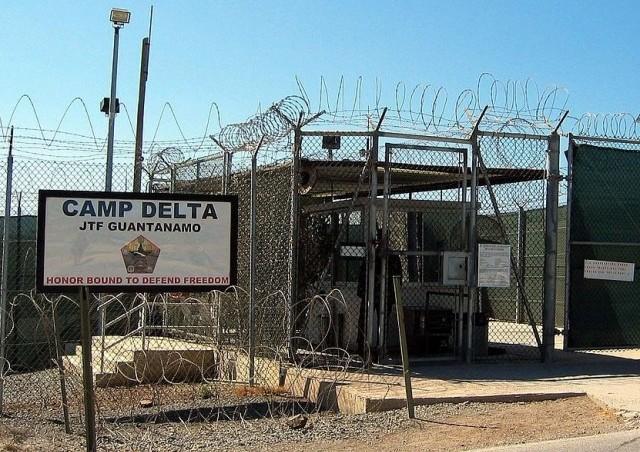 Camp Delta Guantanamo Bay Gitmo