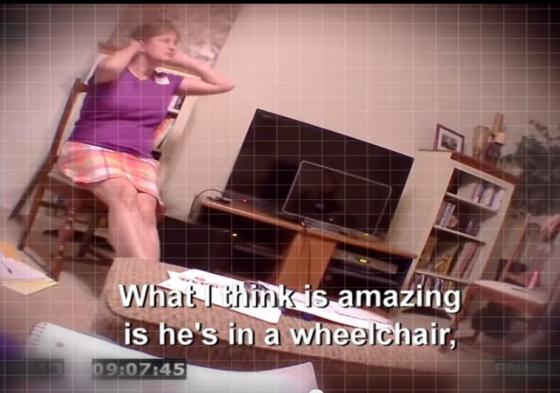 Wendy Davis Battleground Texas Abbott Wheelchair 1