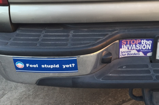 Bumper Stickers Houston