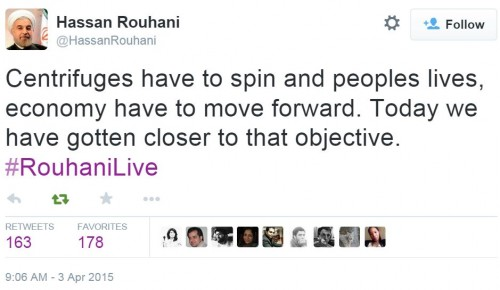 https://twitter.com/HassanRouhani/status/583994063512276992