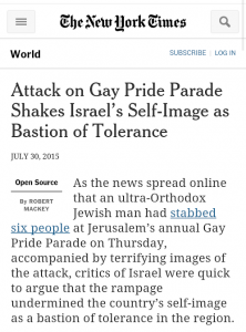 http://www.nytimes.com/2015/07/31/world/middleeast/attack-on-gay-pride-parade-shakes-israels-self-image-as-bastion-of-tolerance.html