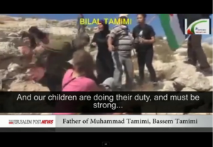 http://www.jpost.com/Arab-Israeli-Conflict/Father-of-Palestinian-boy-at-heart-of-clash-with-IDF-Our-children-are-doing-their-duty-413723