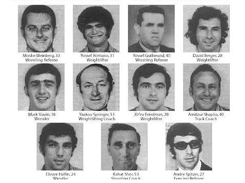 [Israeli Athletes killed Munich Massacre]