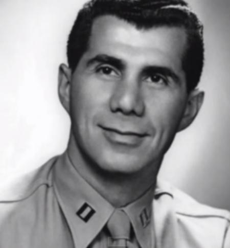 Lou Lenart, U.S. Marine