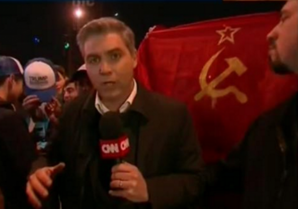 http://townhall.com/tipsheet/leighwolf/2016/03/11/antitrump-crowd-flies-a-communist-flag-during-protest-n2132552