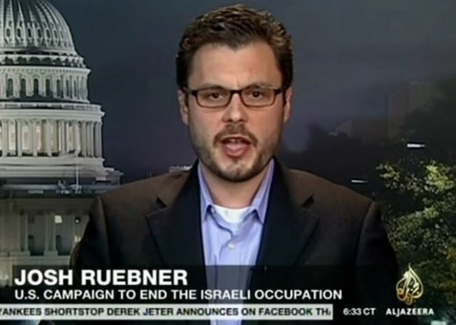 Josh Ruebner Al Jazeera