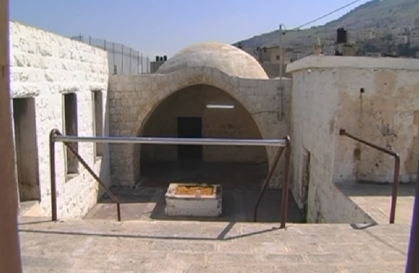 Joseph's Tomb | 2011 | credit: YouTube screenshot