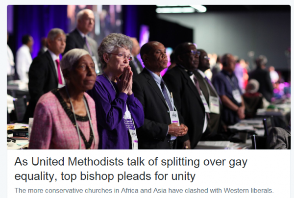Other issues at UMCGC culture wars