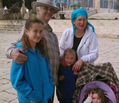 Hallel Ariel 13 year old Israeli girl stabbed to death with family