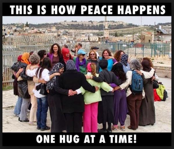 Jerusalem Hug pic 4