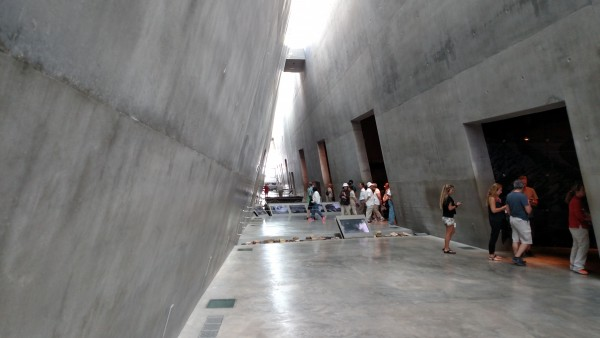 Yad Vashem Main Hall