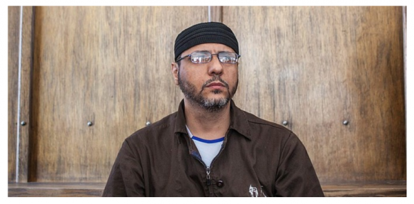 Abdallah Barghouti | Hamas Bombmaker | 67 life sentences for involvement in terror attacks that murdered 66 Israeli men, women, and children | Victims also included 2 Americans killed and 9 wounded | Credit: The Tower