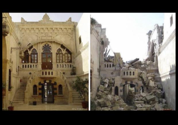Aleppo Syria Syrian Civil War Viral Video