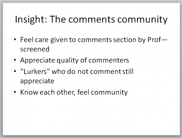 Legal Insurrection Research - Slide - Community