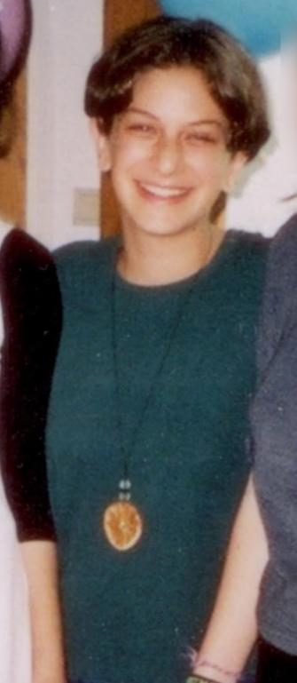 Malka (Malki) Roth   August 8, 2001  one day prior to her murder