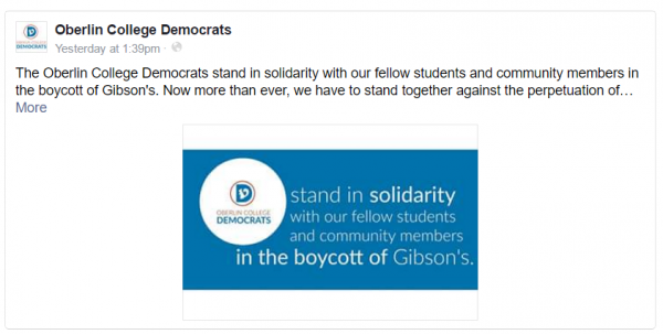 oberlin-college-democrats-gibsons-bakery-boycott-support