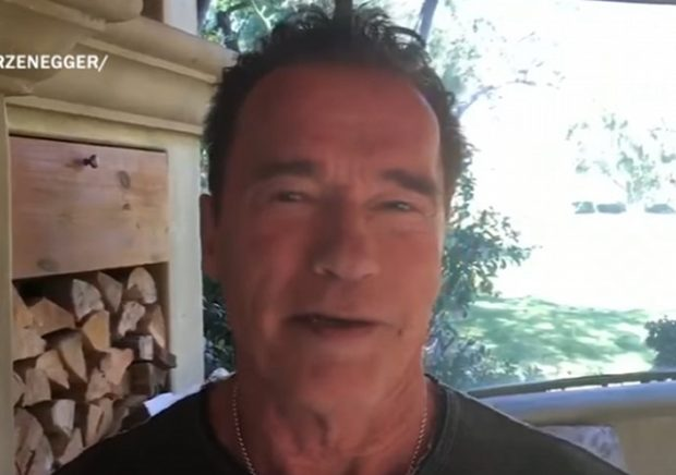 Schwarzenegger to sue Big Oil for '1st degree murder'