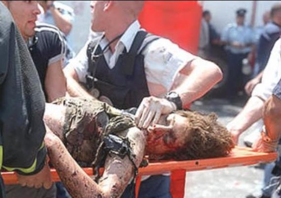 Sbarro Attack   Victim   Credit: YouTube