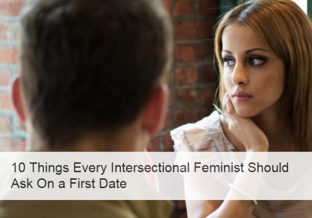 Feminist dating advice