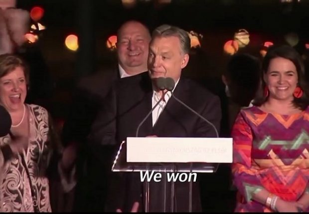 Orban's Party gets over 49% of votes in Hungary elections