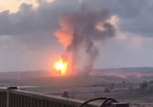 https://www.timesofisrael.com/idf-strikes-hamas-tunnel-gaza-targets-after-heavy-damage-at-key-crossing/