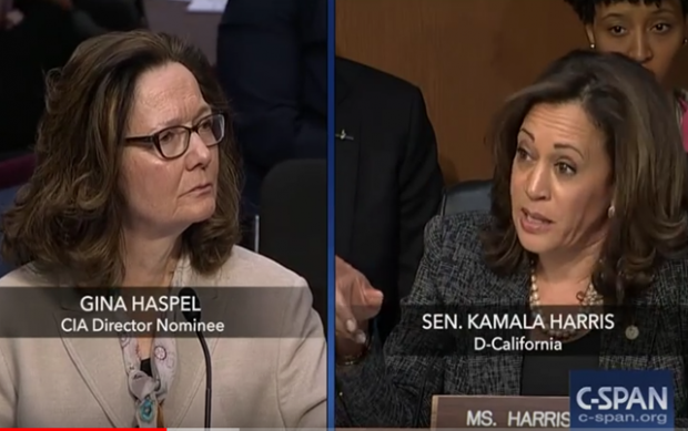 Second Democratic Senator Backs CIA Nominee Haspel