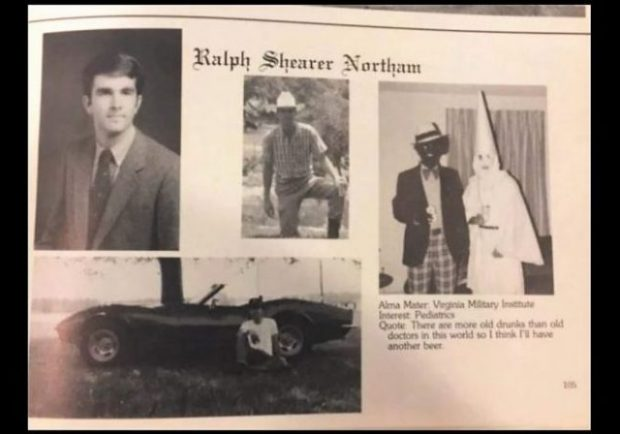 Image result for ralph northam yearbook photo