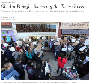 https://www.wsj.com/articles/oberlin-pays-for-smearing-the-town-grocer-11560294176
