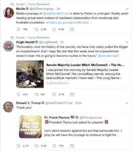 Trump Twitter Impeachment