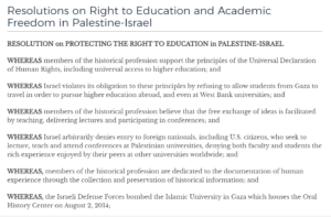 https://www.historians.org/annual-meeting/business-meeting/resolutions-on-right-to-education-and-academic-freedom-in-palestine-israel