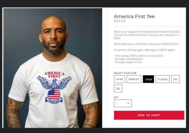 https://shop.donaldjtrump.com/products/america-first-tee?