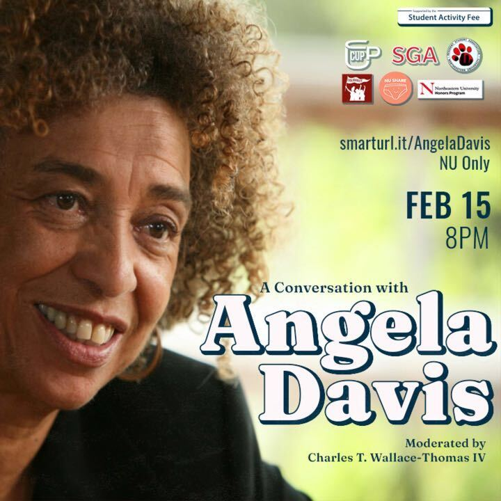 https://www.northeastern.edu/aai/calendar/a-conversation-with-angela-davis/#_ga=2.191383785.2140478340.1613666414-2068448936.1612046405