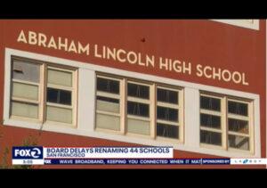 https://www.ktvu.com/news/faced-with-criticism-san-francisco-school-board-now-will-delay-renaming-44-schools